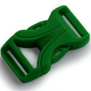 Luxe Buckle Groen - YKK kwaliteit | 16mm (5/8)