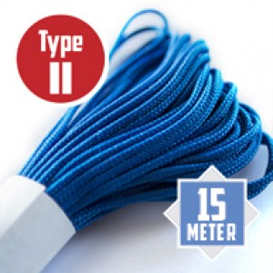Royal Blue paracord type II s