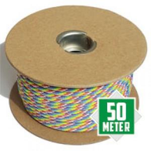Tie Dye Spoeltje 550 type 3 paracord Ø 4mm (50m)