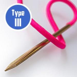Paracord naald Ø 4mm | lacing needle (8cm)