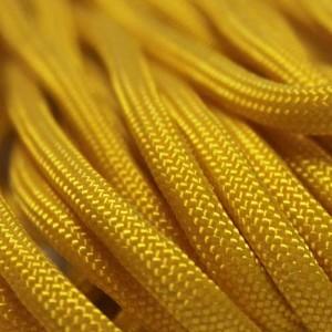 Yellow 550 type 3 paracord Ø 4mm (15m)