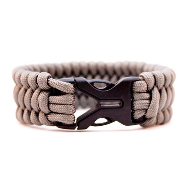 Luxe Buckle 16 mm (5/8) op Trilobite Paracord Bracelet